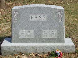 Millie <i>Walters</i> Pass