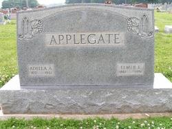 Adella Ann <i>Whisler</i> Applegate