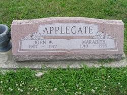 John Whistler Applegate