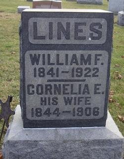 Cornelia E <i>Sailors</i> Lines