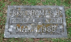Rev Thomas Howard Tom Boggess