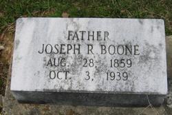 Joseph Raiford Boone, Sr