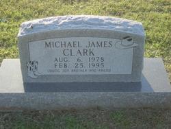 Michael James Clark