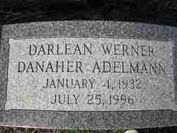 Darlene Werner <i>Danaher</i> Adelmann