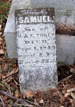 Samuel Toney