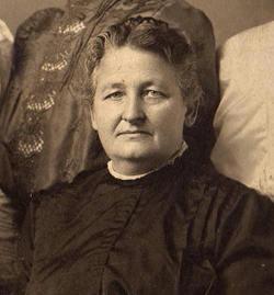 Inga Marie (Mary) <i>Hedberg</i> Rundquist