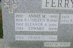 Annie Matilda <i>Banks</i> Ferry