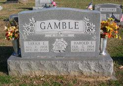 Harold L. Gamble