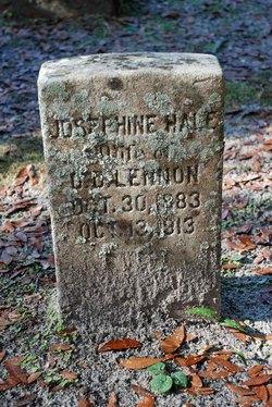 Josephine Bell <i>Hale</i> Lennon
