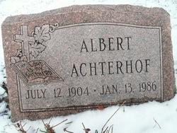 Albert Achterhof