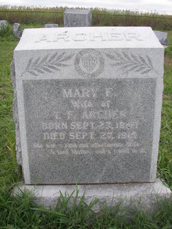 Mary F. Archer
