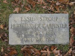 Essie Stroup <i>Huffstetler</i> Carpenter