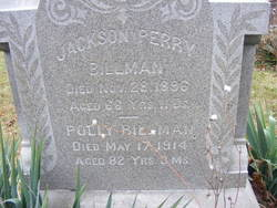 Jackson Perry Billman