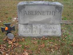 Gideon A Abernethy