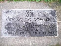 Vernon GLen Dowler