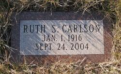 Ruth Sophia <i>Clauson</i> Carlson