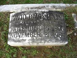 David Davis Patty