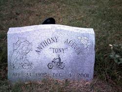 Anthony [Tony] Aceves