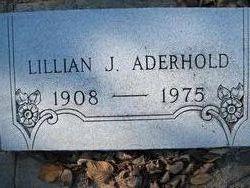 Lillian J Aderhold