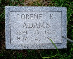 Lorene K. Adams