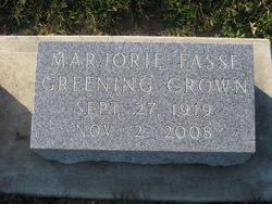 Marjorie Fasse <i>Greening</i> Crown