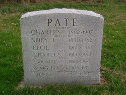 Cecil Pate