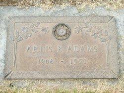 Arlis B. Adams