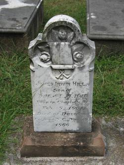 James Irwin Hill