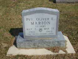 Oliver E. Marion