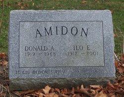 Ilo E <i>Moon</i> Amidon