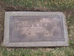 Charles Herbert Anderson