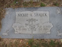 Nickie Ann Shauck