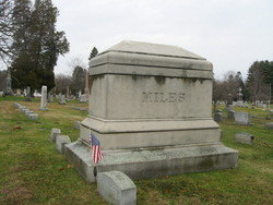 Frederick Miles