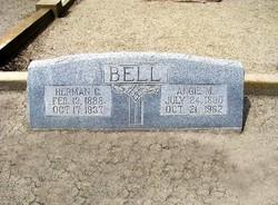 Mary Angieline <i>Pittman</i> Bell