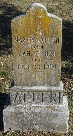 Nancy <i>Graves</i> Allen