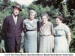 Percy V. Moore