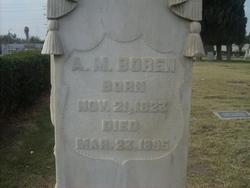 Adeline Magdaline <i>Mathis</i> Boren
