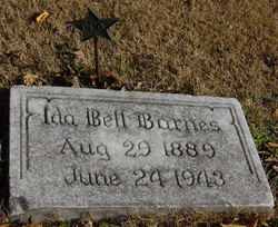 Ida Bell Barnes