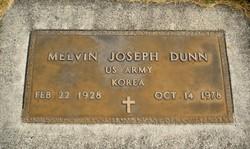 Melvin Joseph Dunn