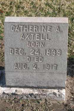 Catherine A <i>Whiton</i> Axtell