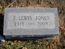 Everett Lewis Jones