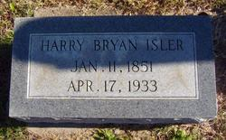 Harry Bryan Isler