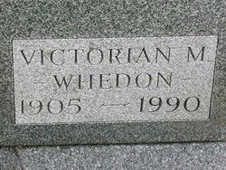 Victorian Mary <i>Kelly</i> Whedon Austin