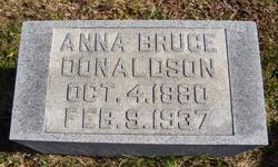 Anna Bruce Donaldson