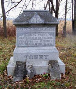 Fanny <i>Kingery</i> Toney