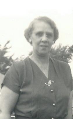 Mabel Lillian <i>Thornton</i> McDougall