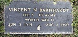 Vincent N. Barnhardt