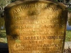 Anne Isabella <i>Huger</i> De Jersey