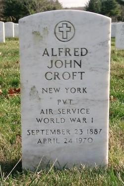 Alfred John Croft, Sr