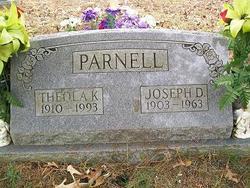 Theola <i>Casey</i> Parnell